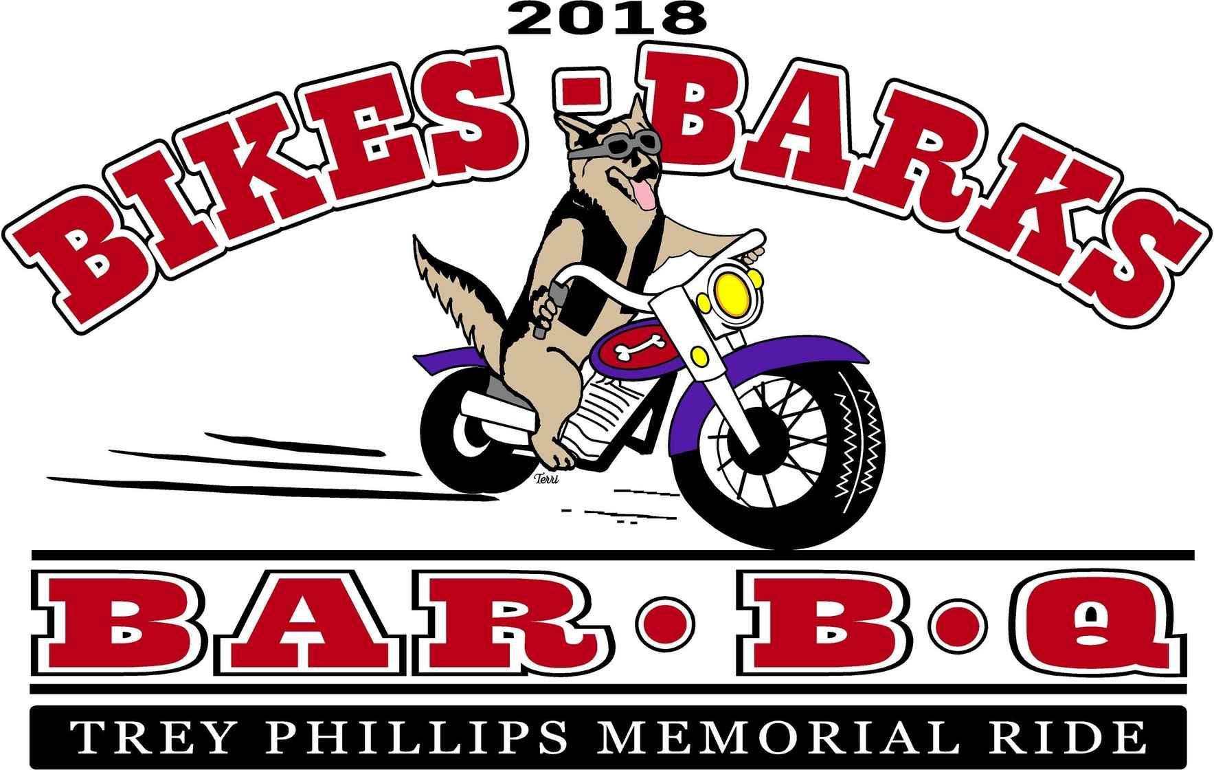 2018 Bikes Barks & BBQ !  image