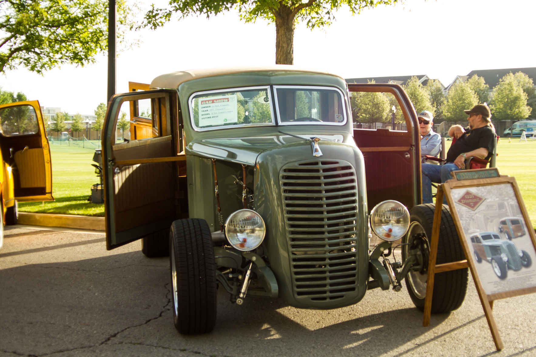 Car Show at Route 66 Gurney Tourney  image