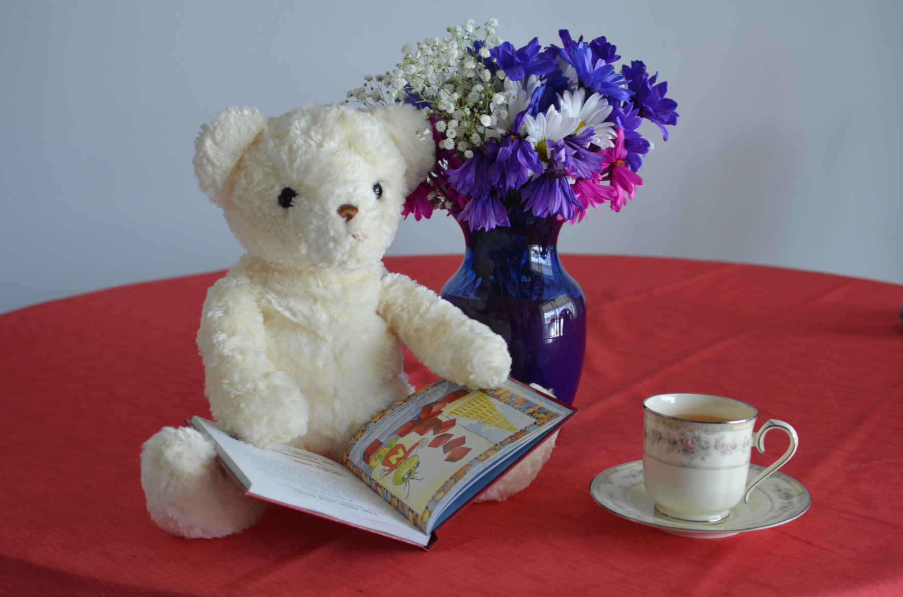 TEA WITH BEARS FOR BOOKS image