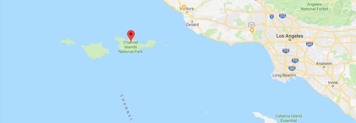 Day Trip to Santa Cruz Island image