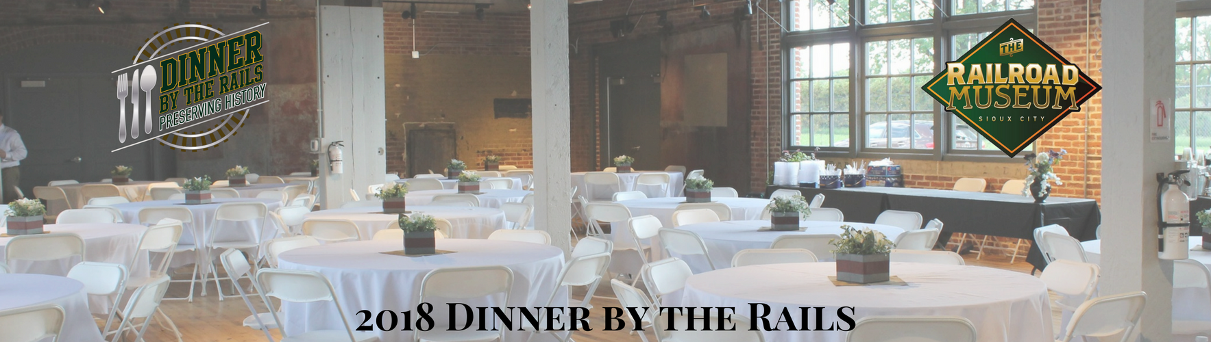 2018 Dinner by the Rails image