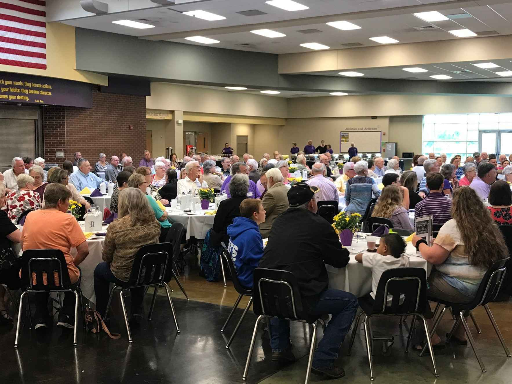 2018 Belton High School All Class Reunion & Hall of Fame Induction Ceremony image