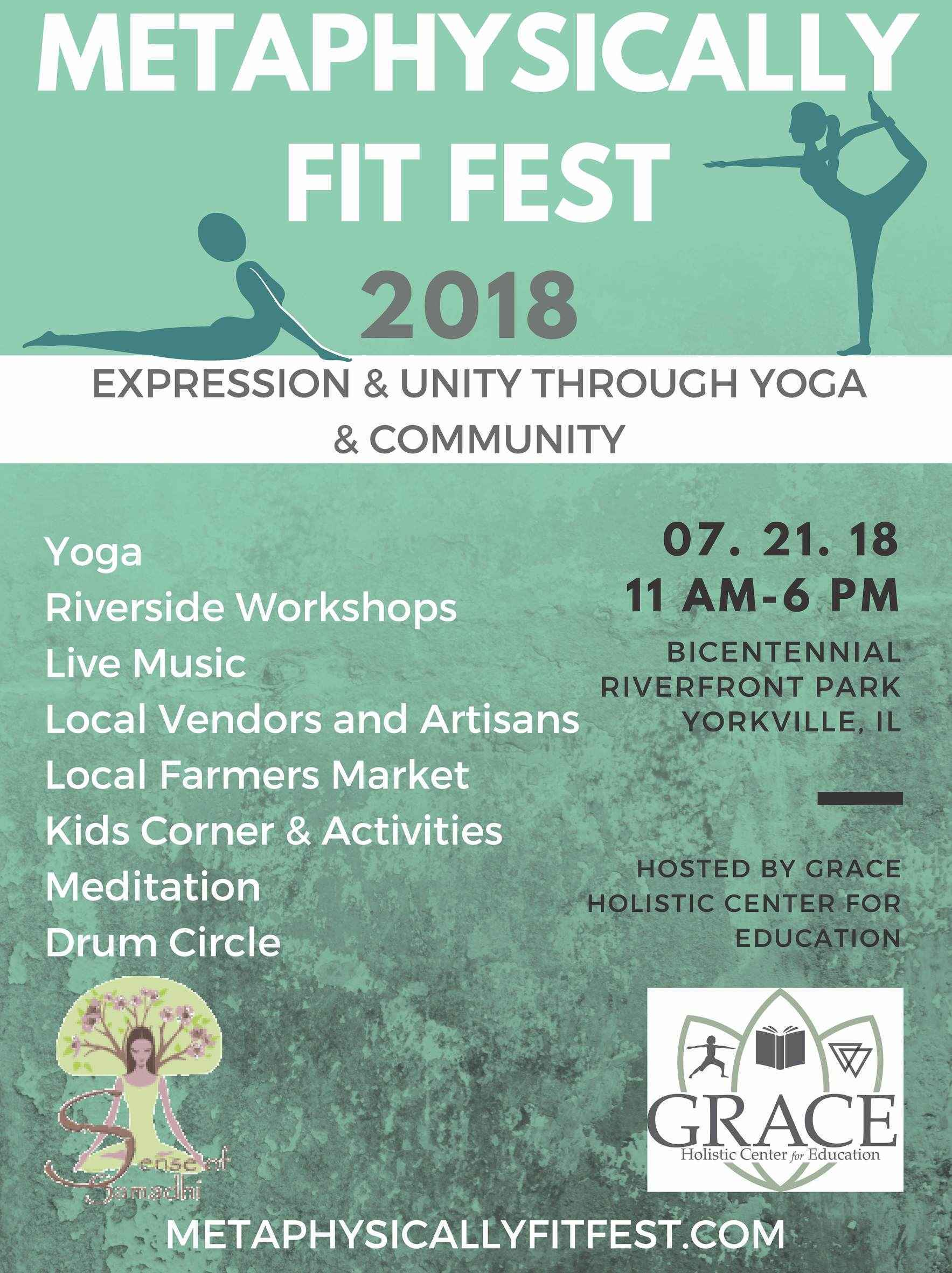 Metaphysically Fit Fest 2018 image