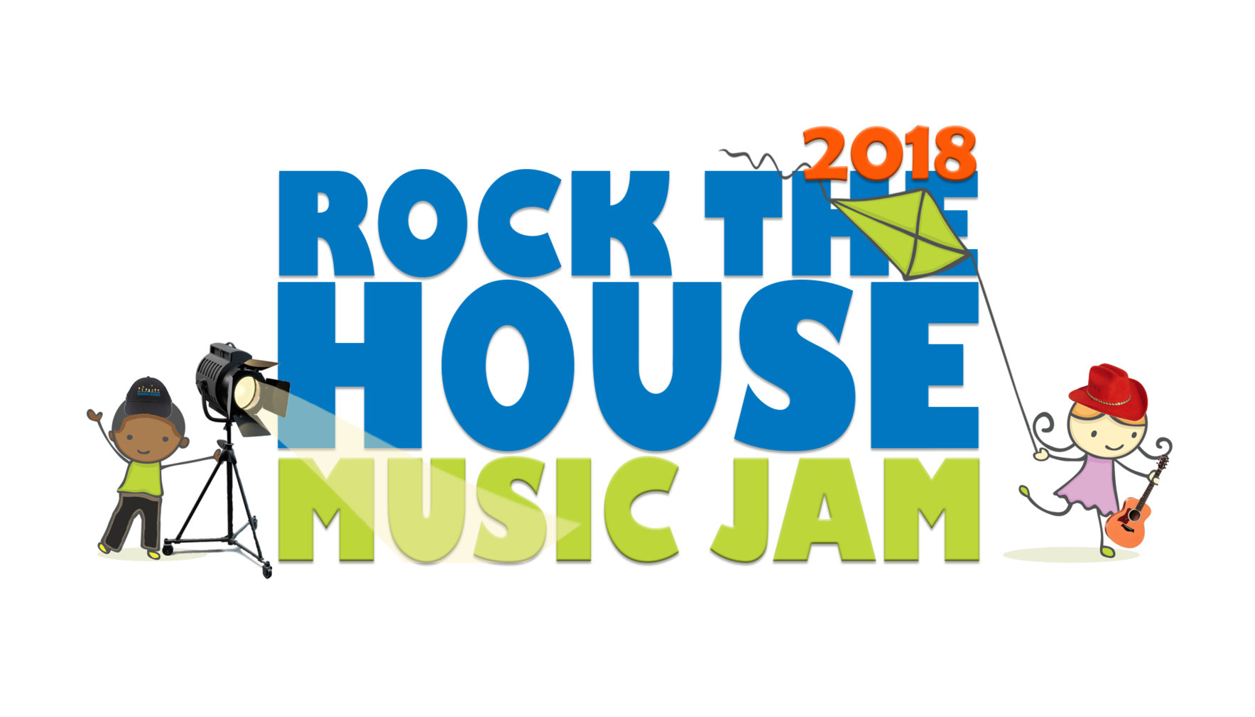 Rock the House Music Jam 2018 image