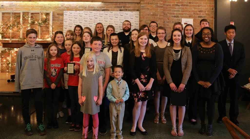 2018 Story County Youth Volunteer Awards image