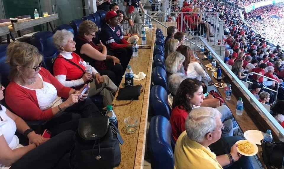 Join Bite Me Cancer in a Corporate Suite at Washington Nationals Park! image