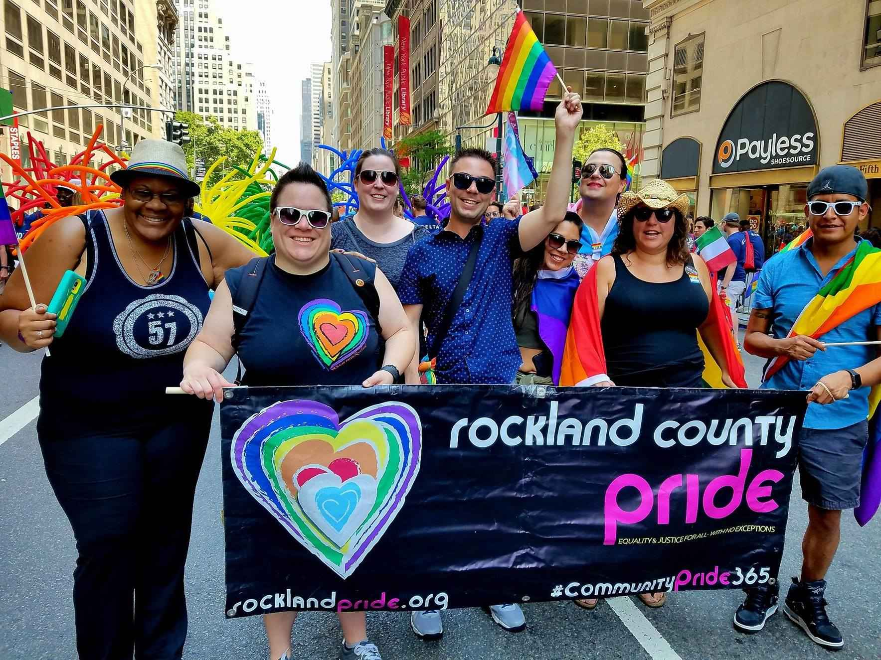 20th Anniversary Rockland Pride Sunday image