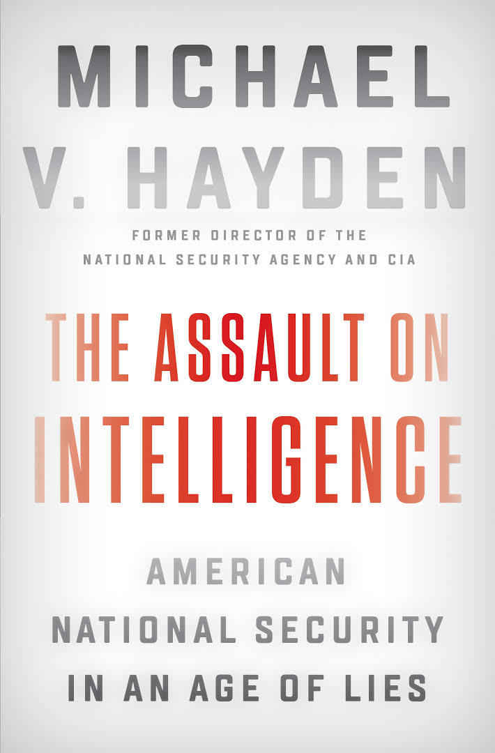 A Private Reception with General Michael Hayden  image