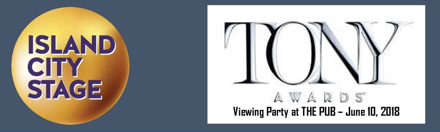 Island City Stage Tony Awards Viewing Party image