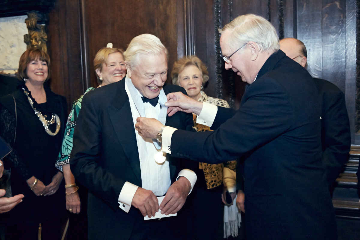 The Richmonds Medal Gala Reception image