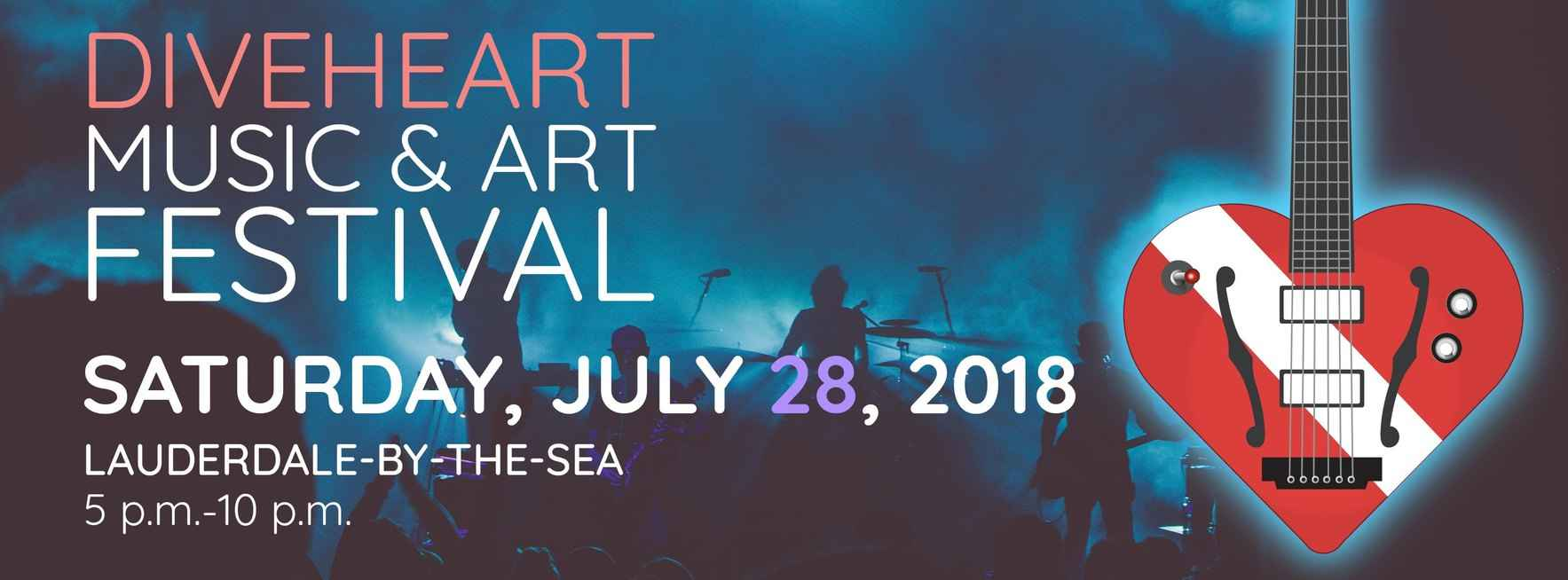 DIVEHEART MUSIC & ART FESTIVAL 2018 image