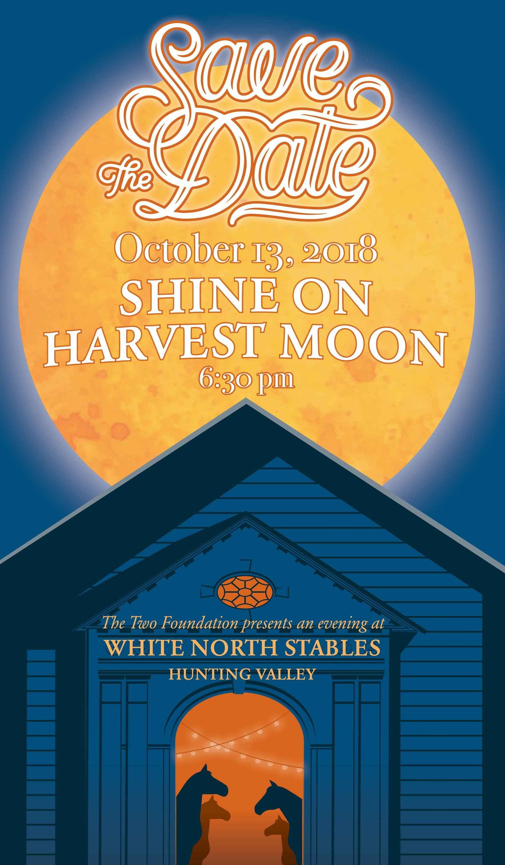 Shine on Harvest Moon image