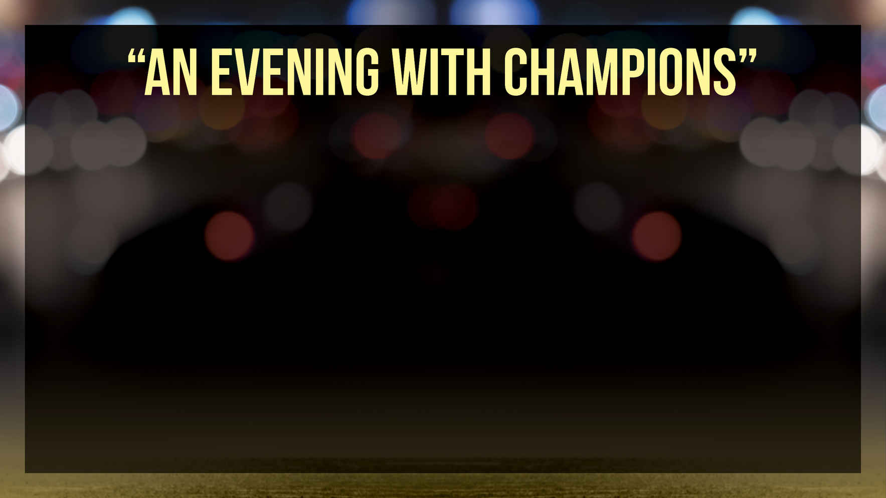 "Denver ""Evening With Champions""  image"