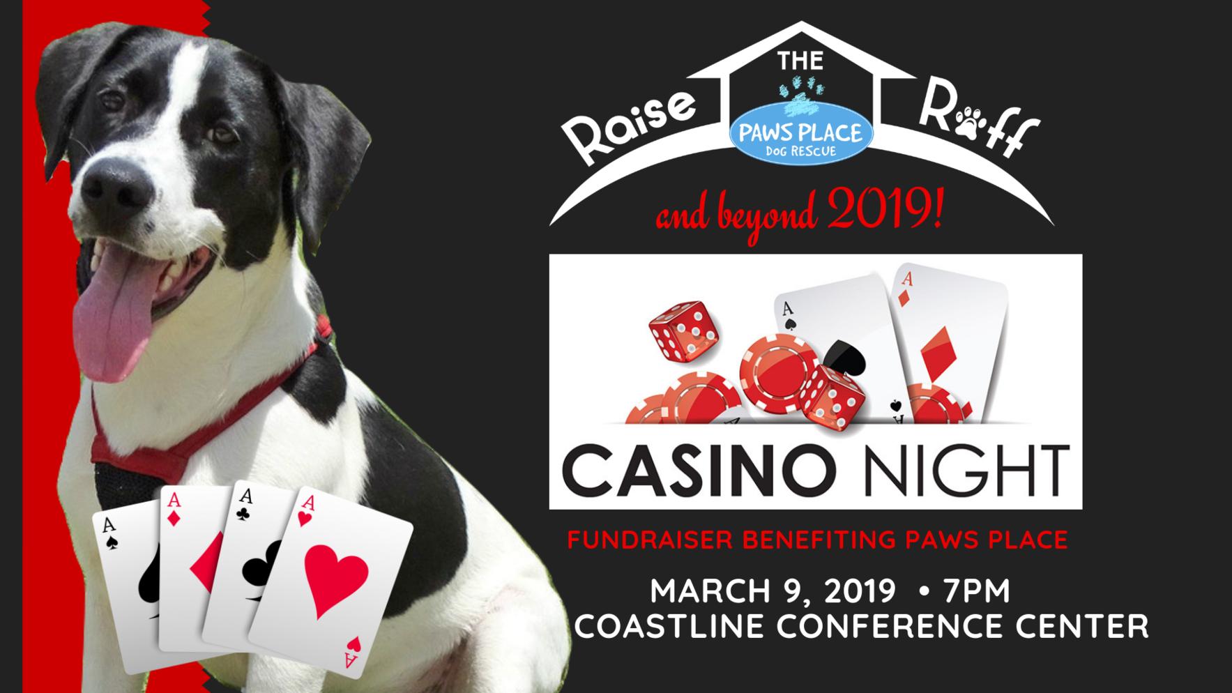 Casino Night Fundraiser--Sponsorships image