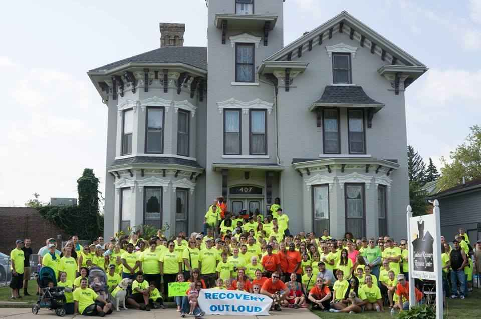 4th Annual JARC Recovery Out Loud Walk  image
