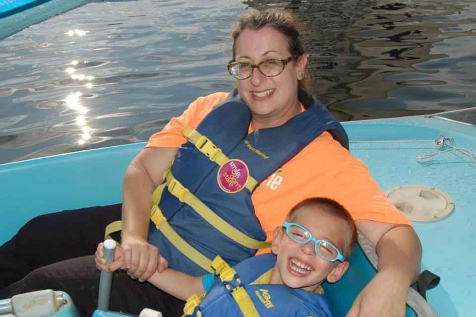 Kyle Morgan Summer Accessible Sailing 2018 image
