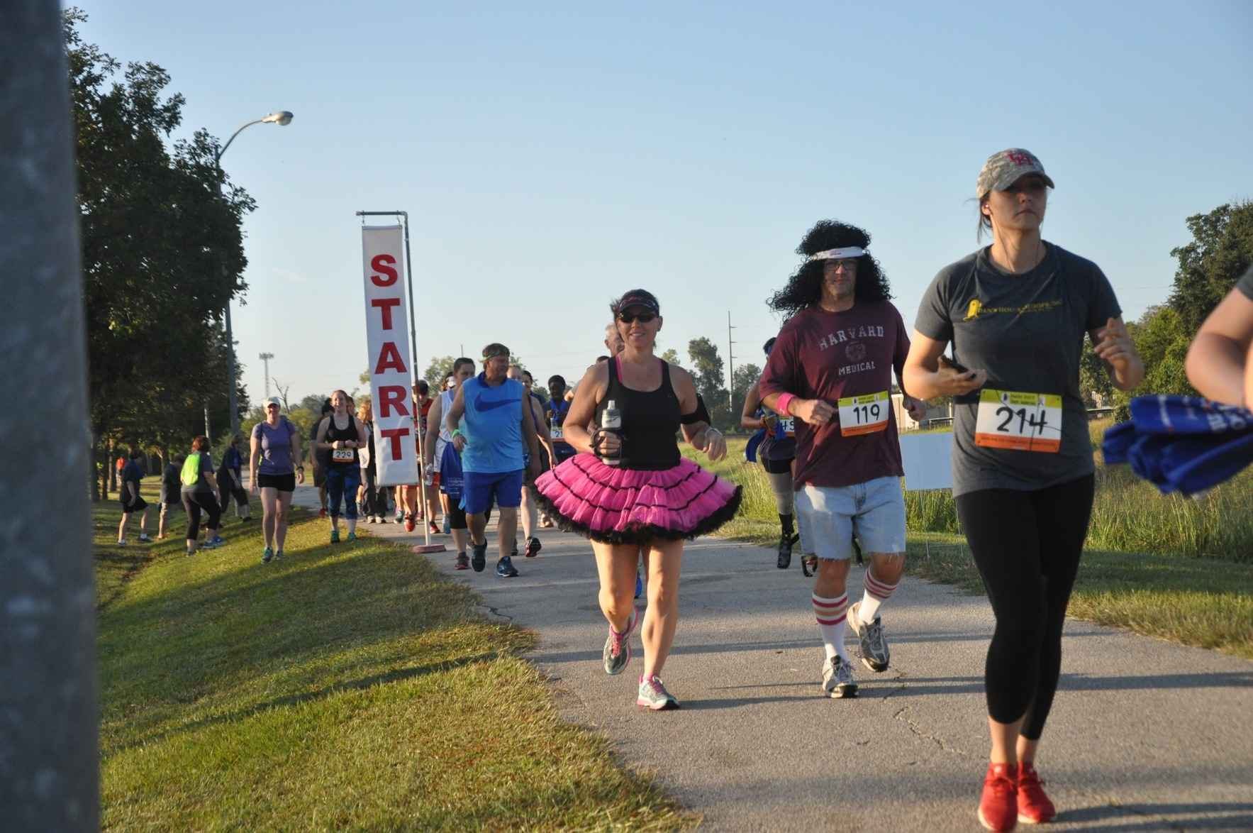 Hope Run for Young Adult Cancer Fighters image