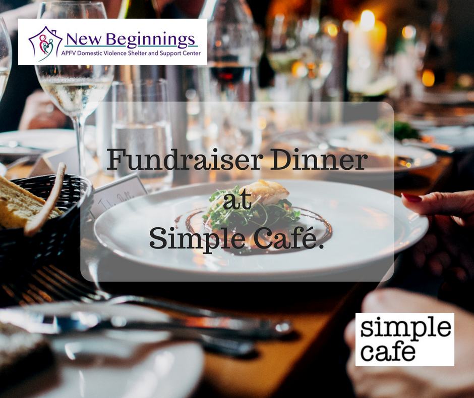 Simple Cafe Dinner and Auction image
