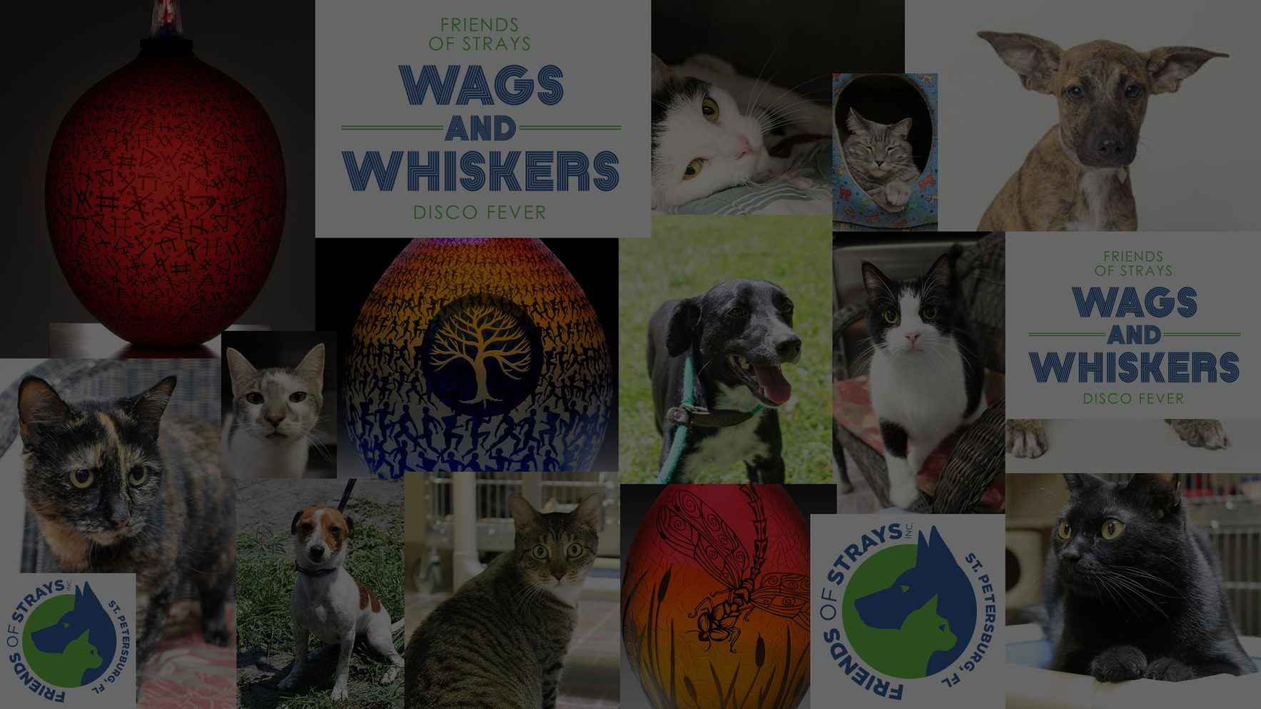 Wags and Whiskers: Disco Fever image