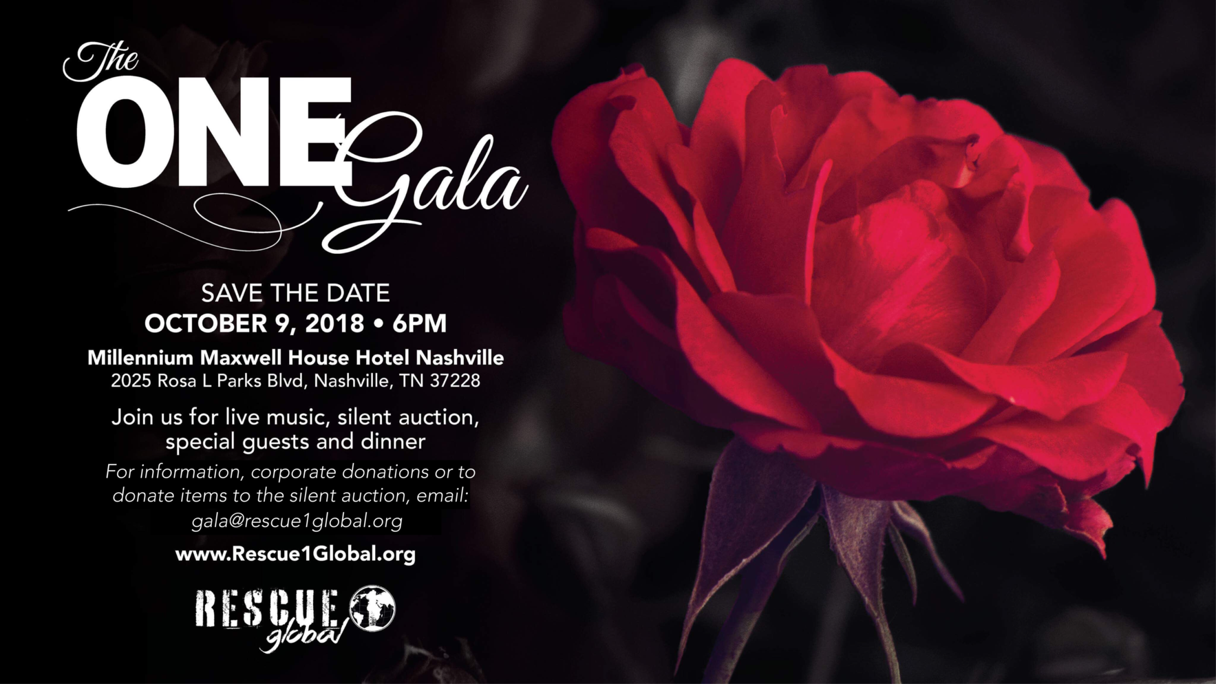 The One Gala-2018 image