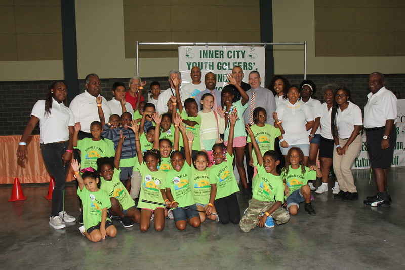 Annual ICYG Community Giants Recognition image