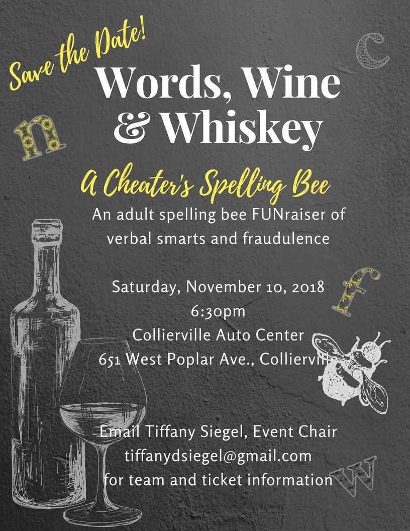 Words, Wine, and Whiskey: A Cheater's Spelling Bee image