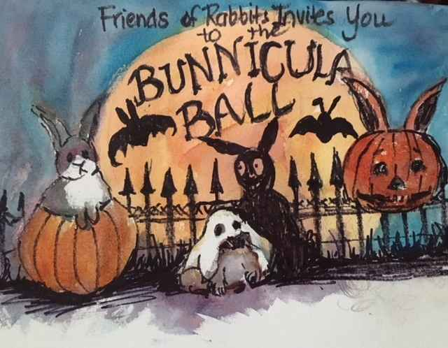 2018 Bunnicula Ball image