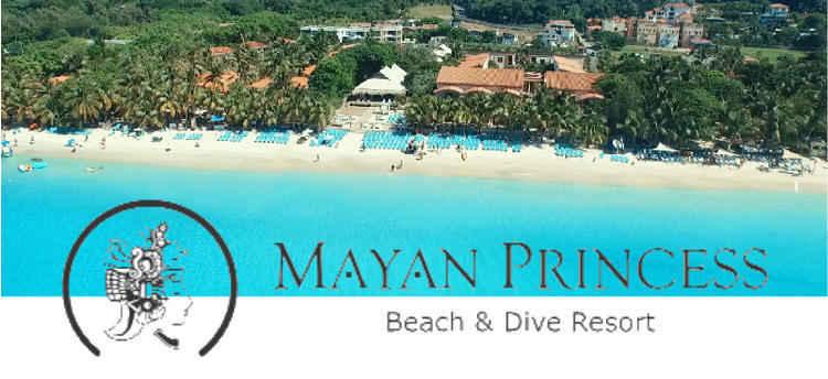 Win A Trip for Two in Roatan - Mayan Princess Resort image