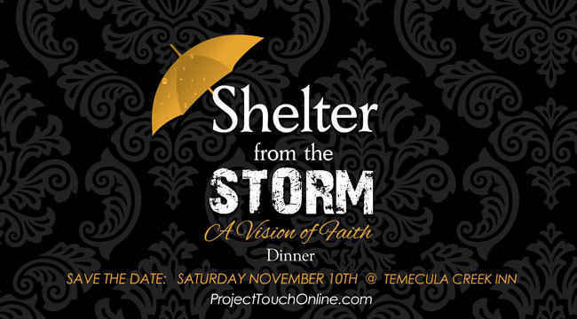 Shelter From The Storm 2018 Fundraising Dinner image