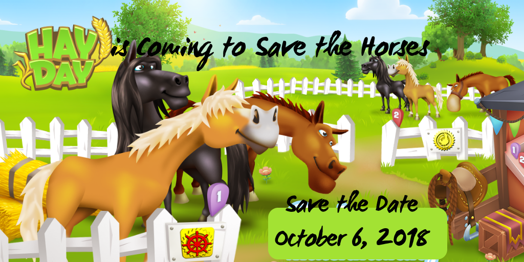 Hay Day 2018 @ Save the Horses image