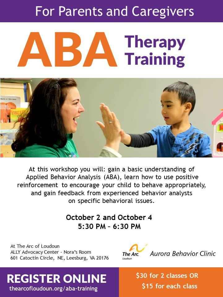 ABA Therapy Training for Parents and Caregivers image