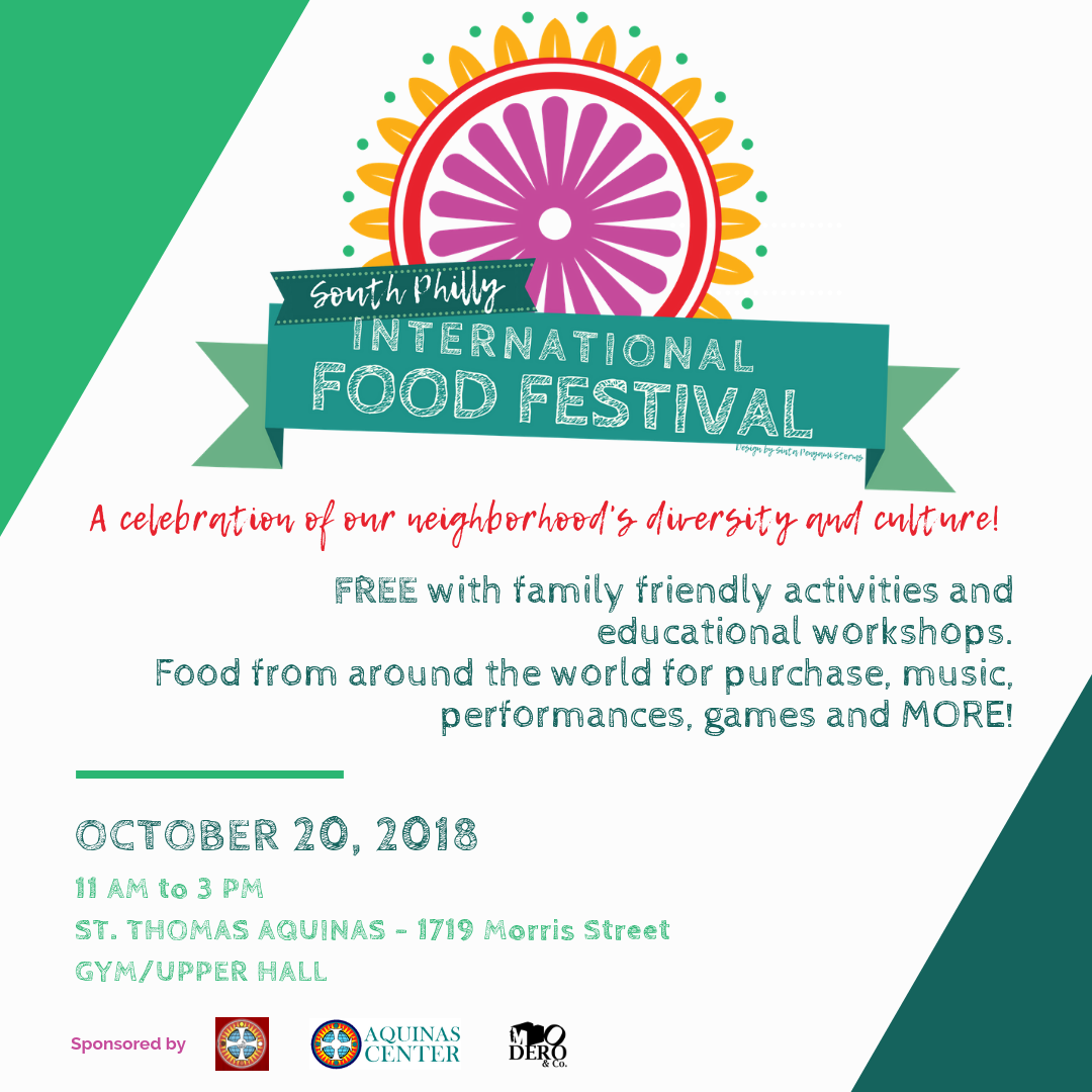 South Philly's International Food Festival image