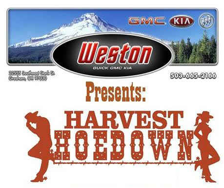 Harvest Hoedown 2019 image