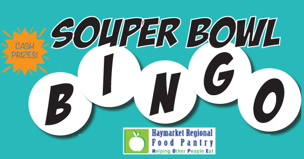 Soup-er Bowl Bingo 2019 image