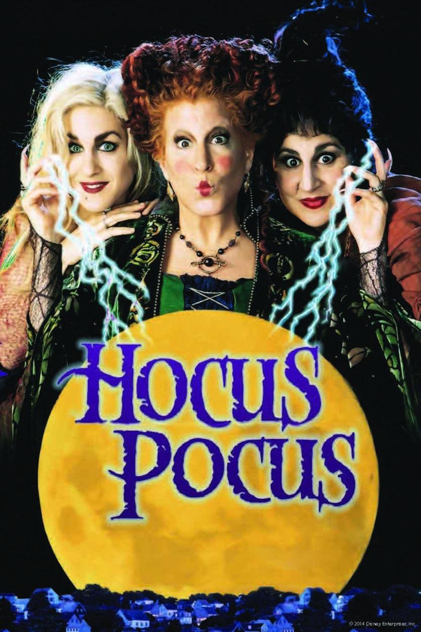 Hocus Pocus Interactive Movie Showing image