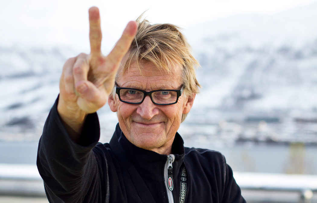 An Evening with Dr. Mads Gilbert image