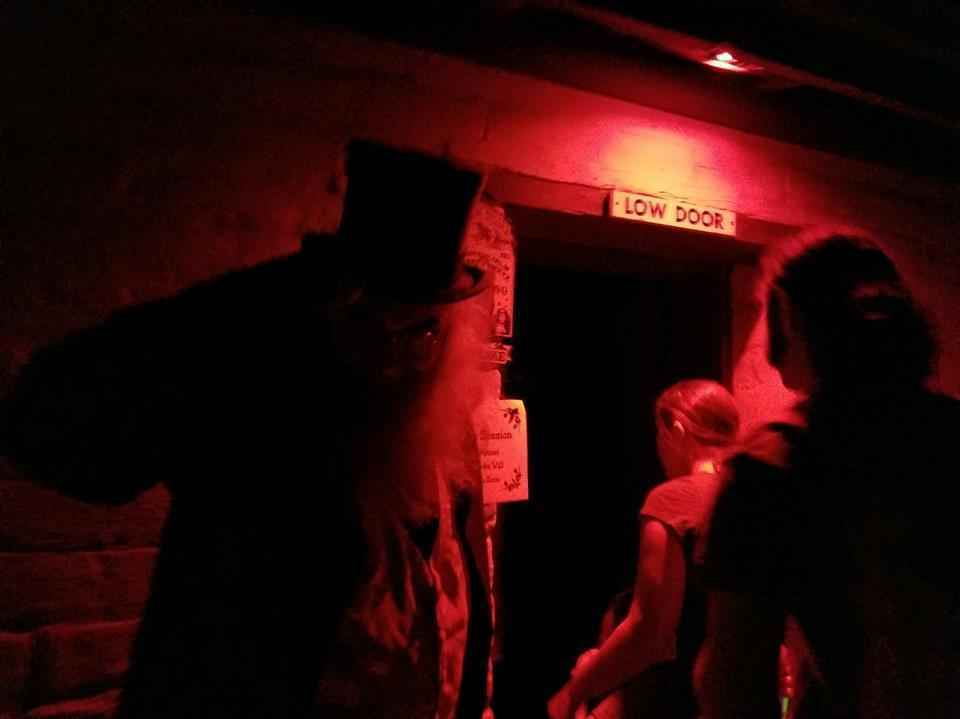 Haunted Fort 2018: October 27 image
