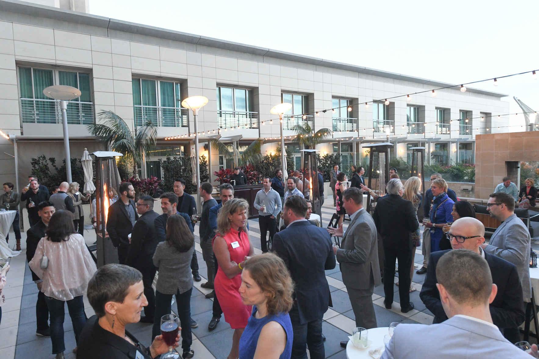 2019 IHRSA Foundation VIP Reception image