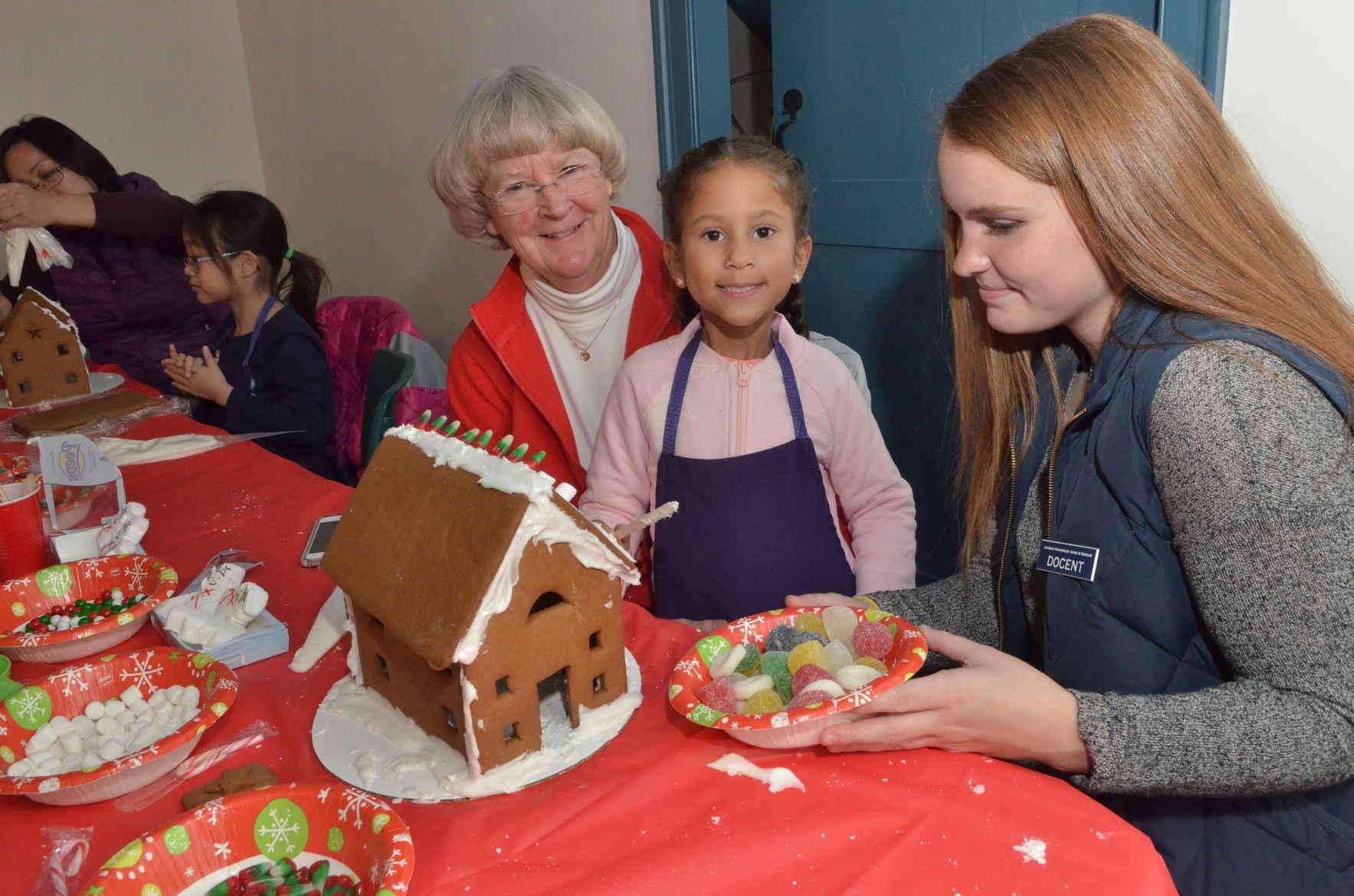 Gingerbread House Workshop image