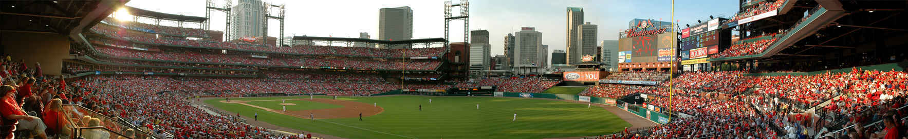 Win 4 Green Seats for the 6/4/19 Cardinals game! image