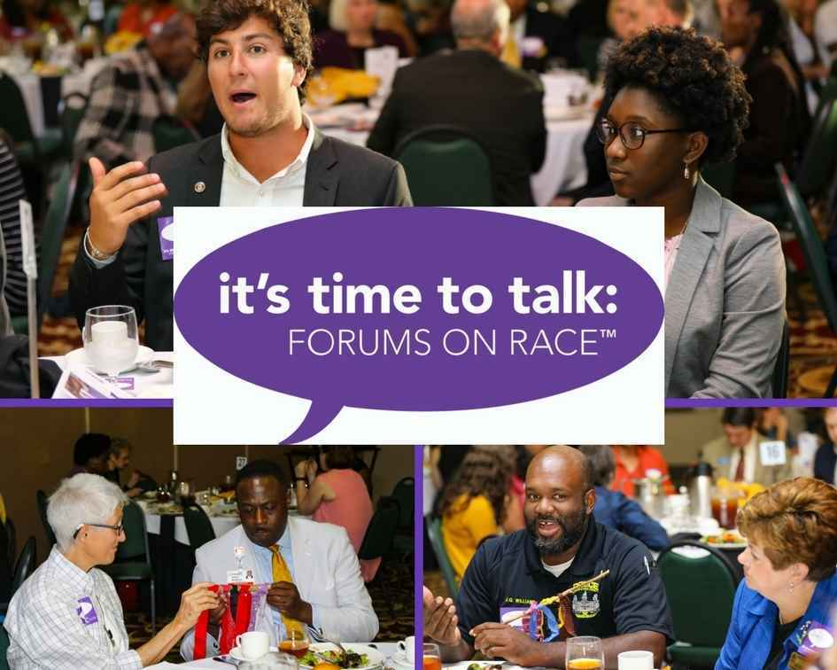 3rd Annual It's Time to Talk - Forums on Race image