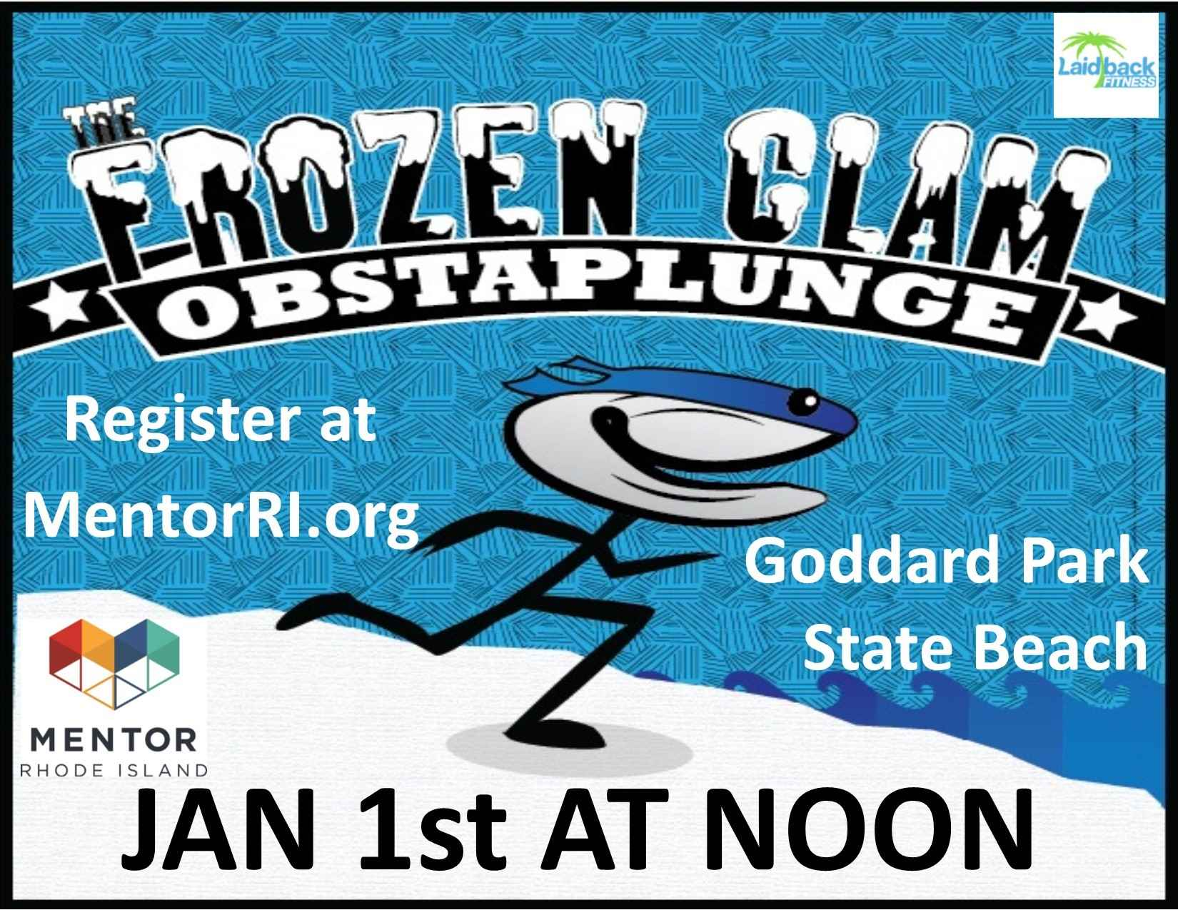 The 2019 Frozen Clam Dip & Obstaplunge image