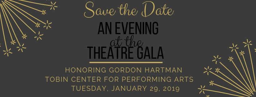 2019 An Evening at the Theatre Gala Honoring Gordon Hartman image