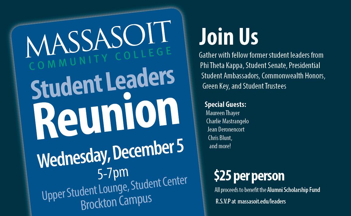 Student Leader Reunion image