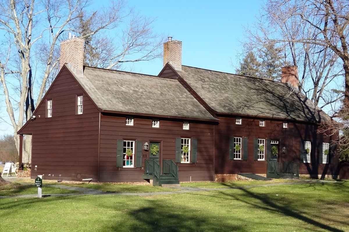 Membership to the Jacobus Vanderveer House image