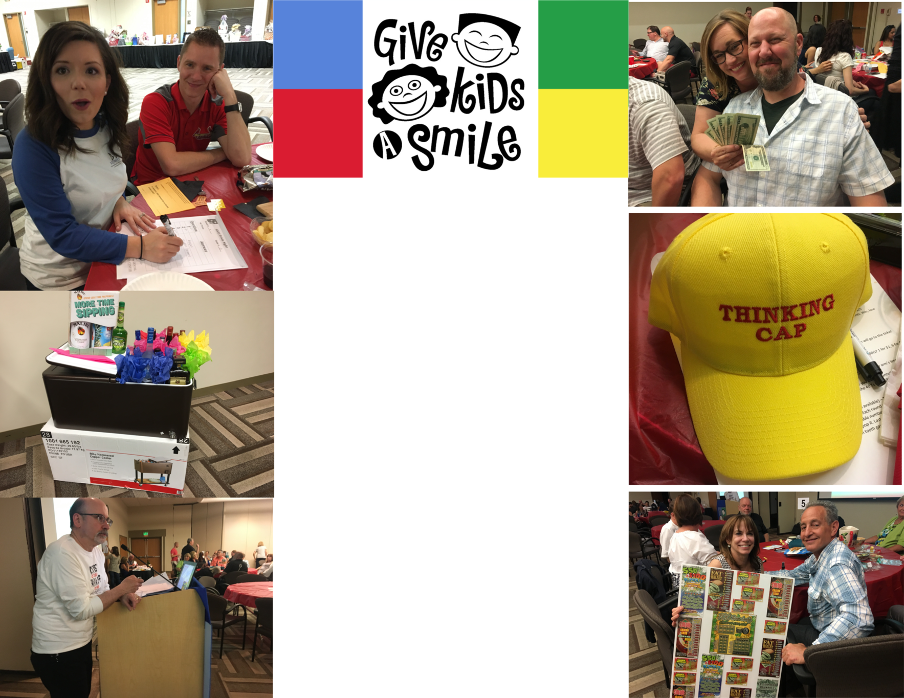 Give Kids A Smile Trivia 2019 image