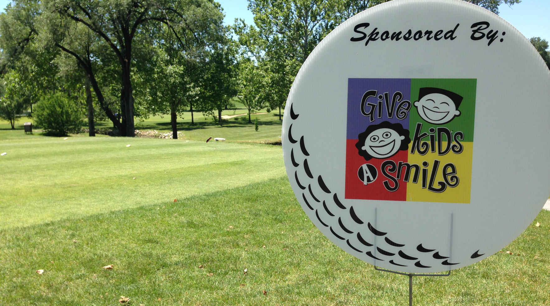 Golfing FORE Give Kids A Smile 2019 image