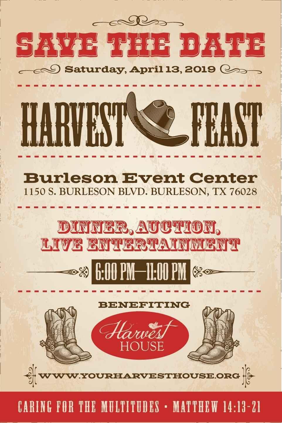 Harvest Feast 2019 image