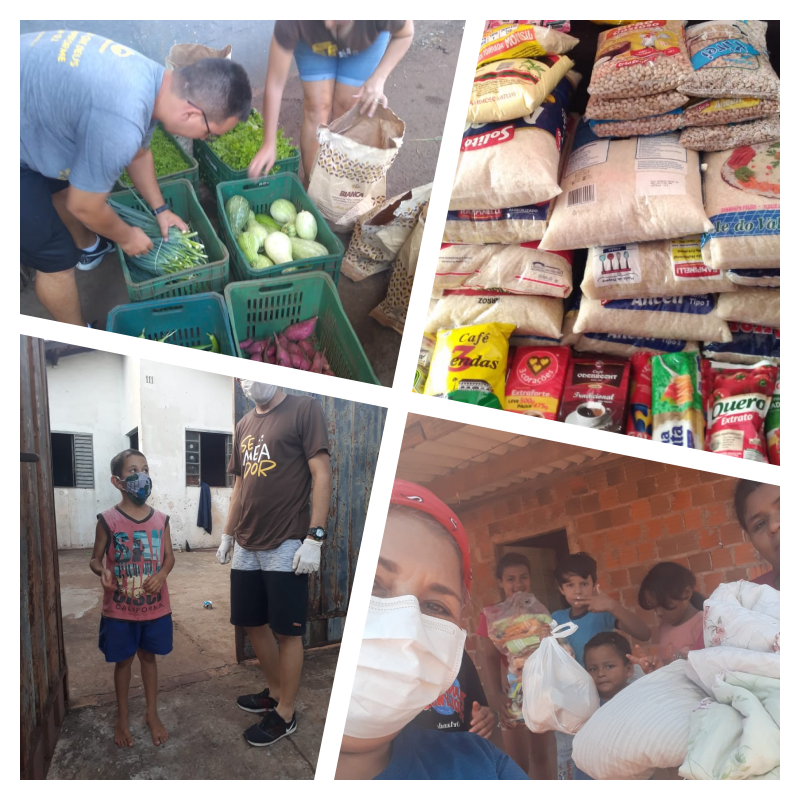 Help us feed families in crisis image