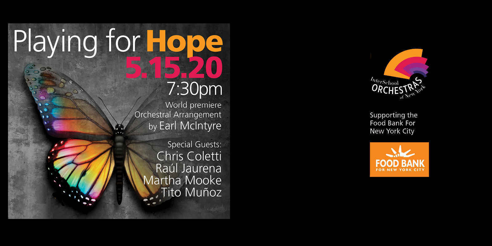 """""""Playing For Hope"""" Benefit Concert image"""